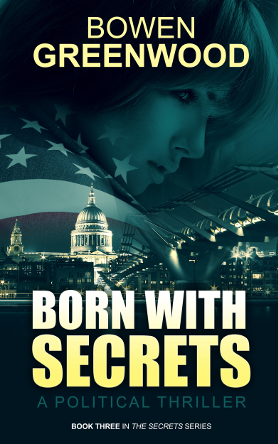 political thriller christian female protagonist born with secrets 444