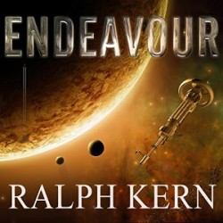 The cover of Endeavour by Ralph Kern